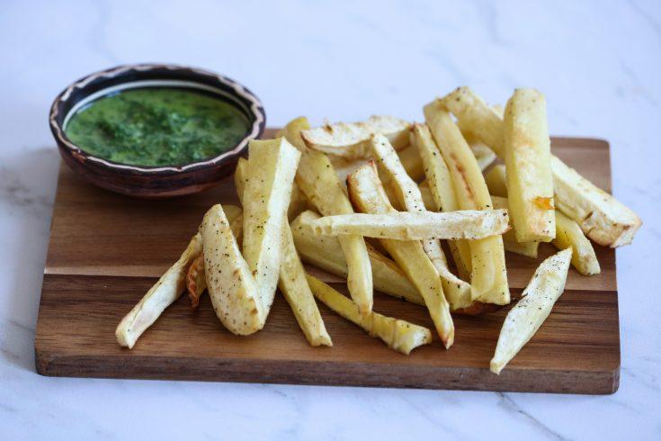 frites de panais