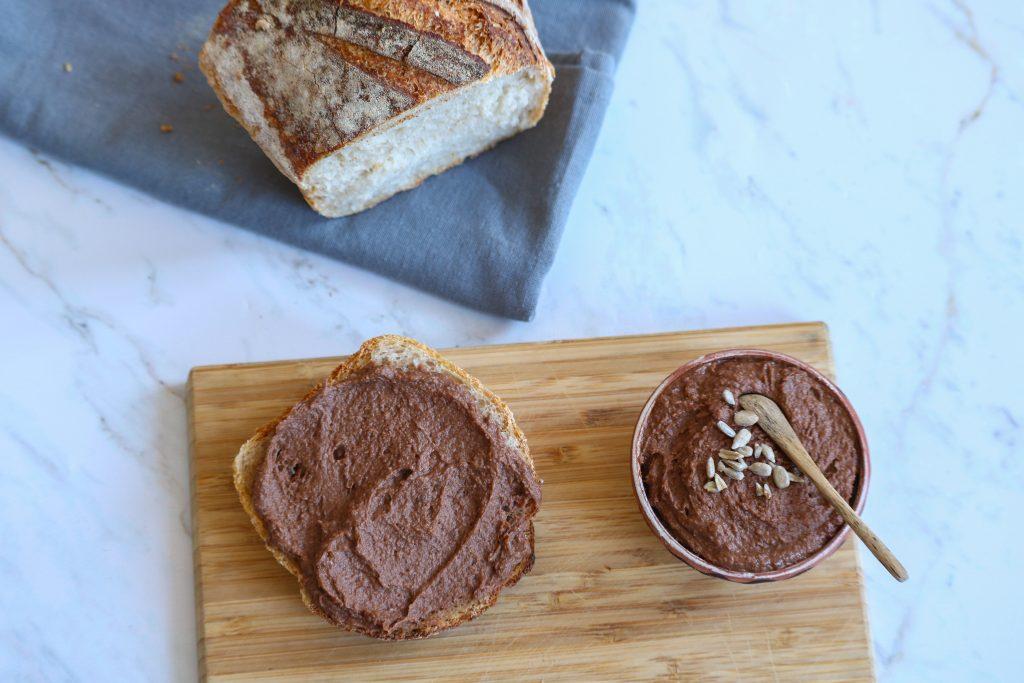 houmous au chocolat